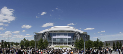 New Dallas Cowboys Stadium - Arlington, TX