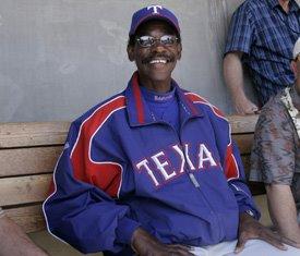 Texas Rangers Manager: Ron Washington