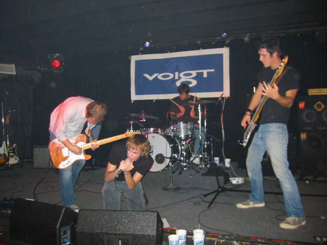 Remember when Jordan played drums for Voigt?