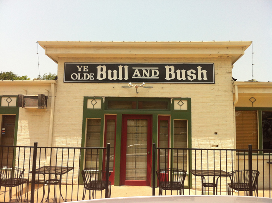 Ye Olde Bull And Bush Pub (Fort Worth, TX)
